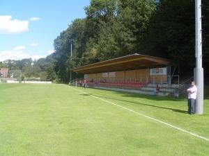 Sportanlage an der Isar