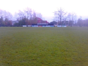 The Bypass Ground, Romsey, Hampshire