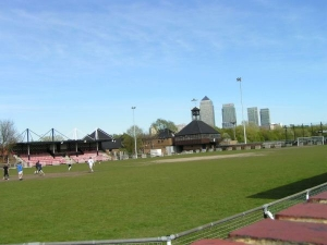 Surrey Docks Stadium