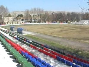 Yaşar Məmmədzadə adına şəhər stadionu
