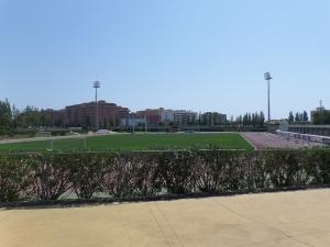 Anexo Estadio de los Juegos del Mediterráneo, Almería