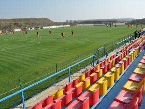 Stadionul Anghel Iordănescu, Voluntari