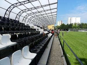 Štadión FC Petržalka 1898 - Marie Curie-Sklodowskej, Bratislava