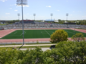 Michael A. Carroll Stadium, Indianapolis, Indiana