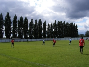 Ron Steel Sports Ground