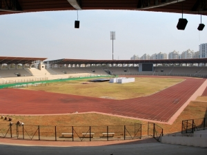 GMC Balayogi Stadium, Hyderabad