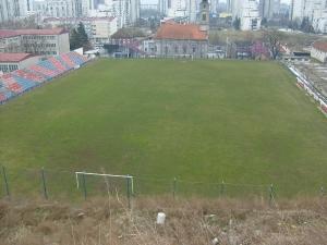 Stadion FK Bežanija
