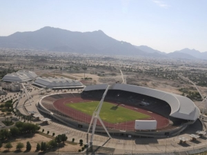 King Abdulaziz Sports City Stadium, Makkah (Mecca)