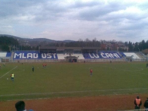 Stadion Mladosti u Lučanima