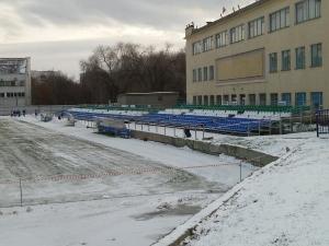Stadion Metallurg zapasnoe pole, Samara