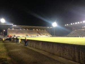 Stade Leburton, Tubize
