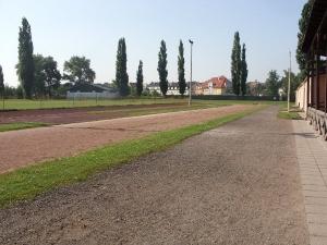 Anger réti sporttelep, Sopron