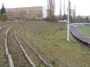 Stadion TJ Dynamo ZČE Plzeň