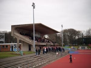 Dam Park Stadium, Ayr