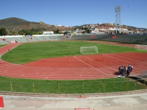 Estadio Carlos Vega Villalba, Zacatecas