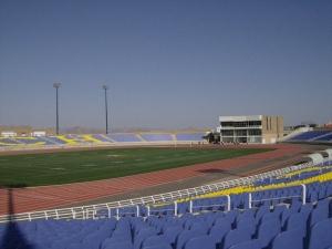 Estadio Olímpico de la UACH, Chihuahua