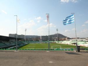 Fotbalový stadion Josefa Masopusta, Most