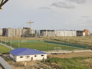 Anzhi Sports Complex pole 3, Kaspiysk