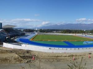 Saku Central Athletic Park Stadium, Saku