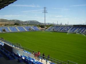 Estadio Ciudad de Puertollano, Puertollano