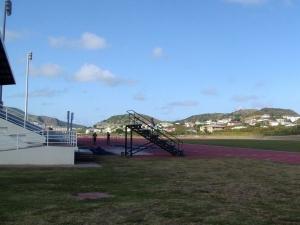 The Kim Collins Stadium, Basseterre