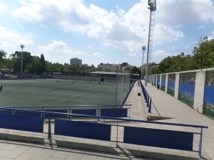 Campo Municipal de Futbol Porta (Can Dragó), Barcelona