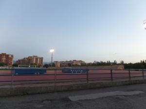Complejo Deportivo Núñez Blanca Zaidín, Granada