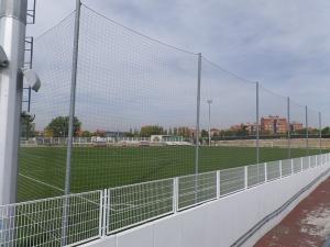 Ciudad Deportiva Rayo Vallecano Campo 4, Madrid