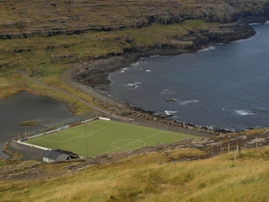 Á Mølini Football Field, Eiði