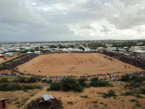 Somali University Stadium, Muqdisho (Mogadishu)