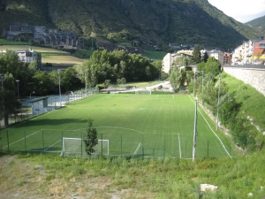 Camp de Futbol Municipal d'Encamp, Encamp