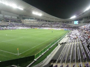 Hazza Bin Zayed Stadium, Al-'Ayn (Al Ain)