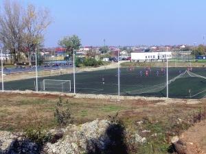 Baza Sportivă Ion Ţiriac Teren 1
