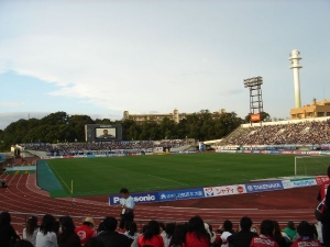 Expo '70 Commemorative Stadium, Suita