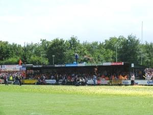 Sportpark Sluisvierweg, Emmen