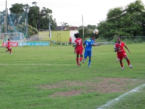 UWI JFF Captain Horace Burrell Center of Excellence