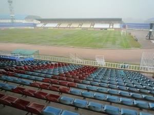 Stadion Kaharudin Nasution Rumbai