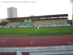 Stade Aimé Bergeal, Mantes-la-Ville