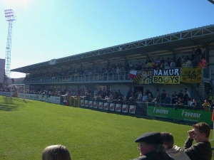 Stade Communal des Bas-Prés, Namur