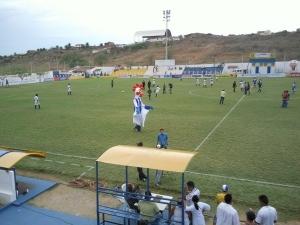 Estádio Sergismundo Rodrigues Neto