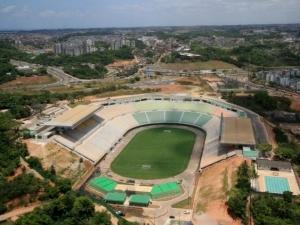 Estádio Governador Roberto Santos, Salvador de Bahia, Bahia