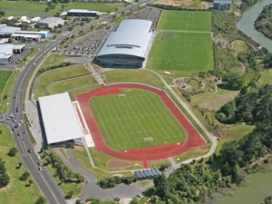 Douglas Field at Trusts Stadium, Waitakere City