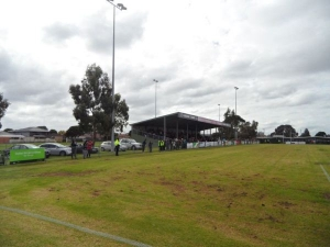 George Andrews Reserve, Melbourne
