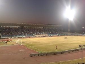 Al-Sadaqua Walsalam Stadium, Madīnat al-Kuwayt (Kuwait City)