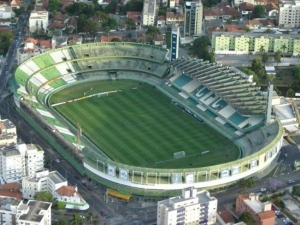 Estádio Major Antônio Couto Pereira, Curitiba, Paraná