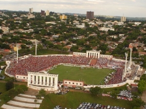 Estádio Municipal Dr. Waldemiro Wagner, Paranavaí, Paraná