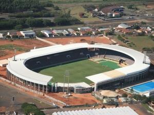 Estádio Municipal Dr. Adhemar de Barros, Araraquara, São Paulo