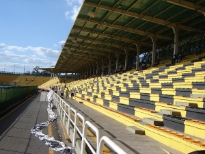 Estádio Municipal General Raulino de Oliveira, Volta Redonda, Rio de Janeiro