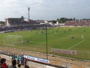 Estádio Municipal Coaracy da Mata Fonseca, Arapiraca, Alagoas