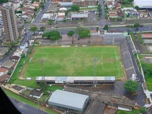 Estádio Municipal Fausto Alvim, Araxá, Minas Gerais